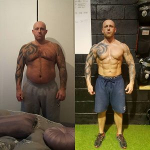 Craig Blair Before and After Workout Case Study