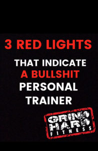 RED Lights That Indicate a Bullshit Coach